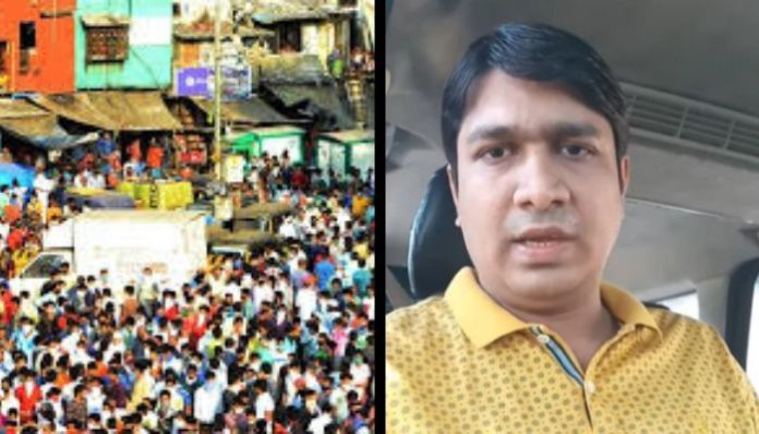 Bandra migrant crisis instigator Vinay Dubey granted bail by a local court in Mumbai