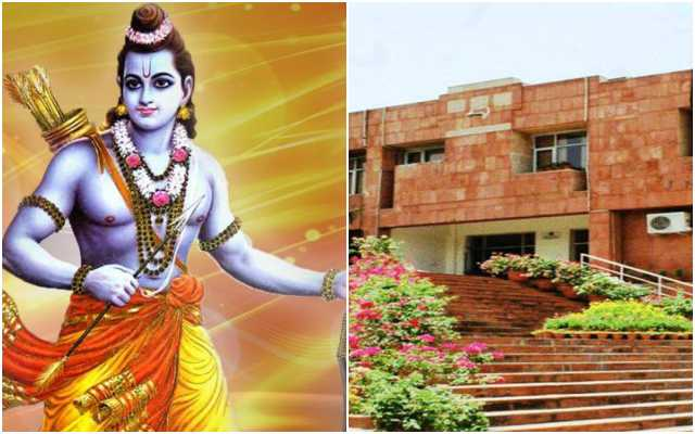 JNU to conduct webinar on 'Leadership Lessons from Ramayana'