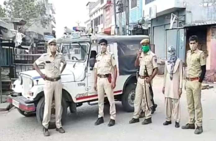 Police personnel attacked in Rajasthan's Tonk, 3 cops injured