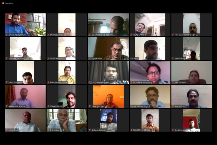 JNU organises webinar on the recent advancements and challenges in the fight against the coronavirus pandemic