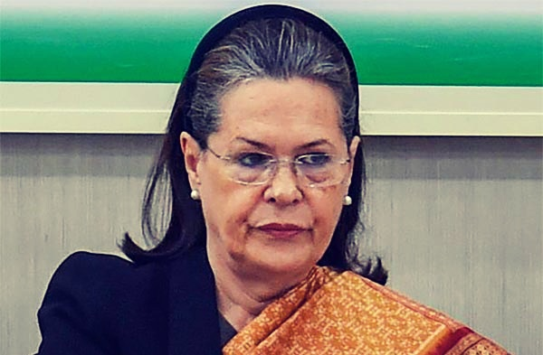 5 point agenda suggested by Sonia Gandhi, President of Congress, to fight Coronavirus: Juvenile, disconnected and petty