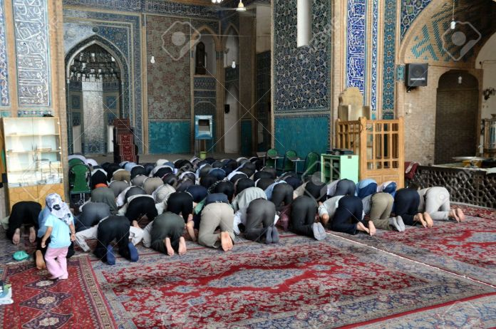 More than 2 dozen Muslims booked for offering communal prayers in defiance of the lockdown restrictions