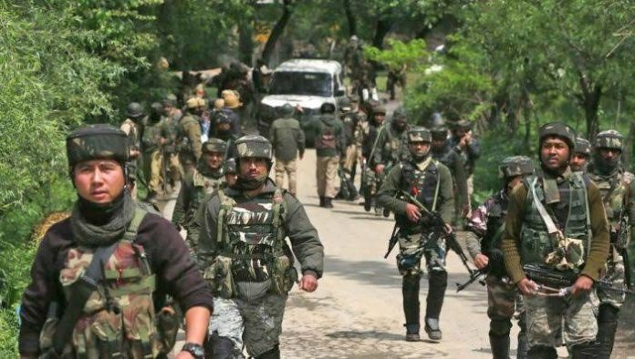 Twin attacks in Kashmir: Terrorists attack CISF party, area cordoned, at least one Jawan injured