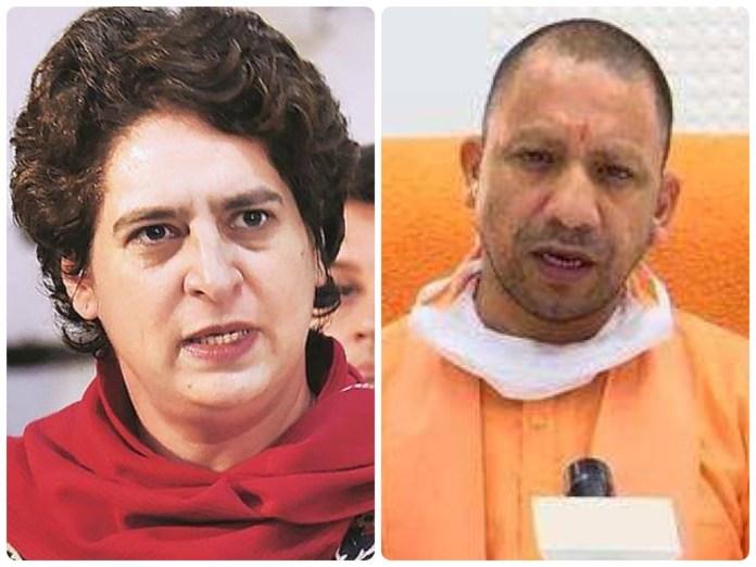 Priyanka Gandhi rebuked by Agra DM for sharing misleading information