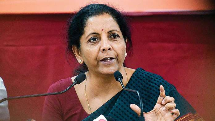 Nirmala Sitharaman announces relief measures for migrant workers
