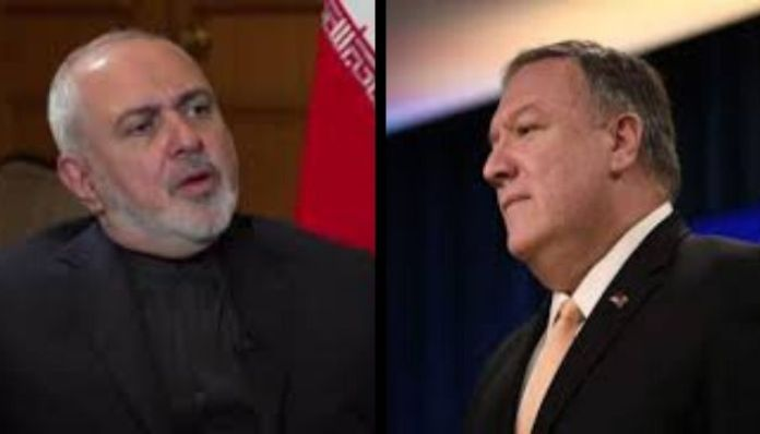 Mike pompeo slams Iranian Foreign Minister for 'racism jibe' on Twitter