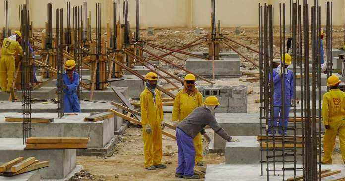 Low wage migrant workers in Qatar forced to beg for food