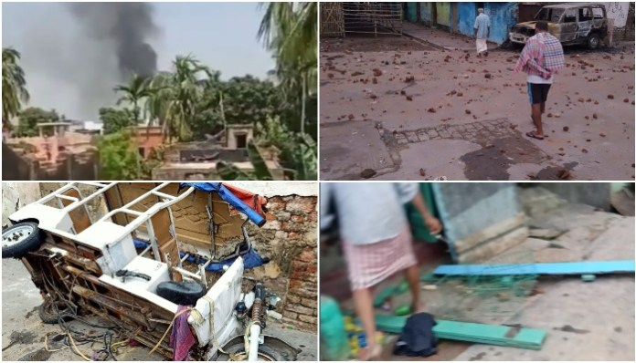 Communal clashes in West Bengal's Telinipara, govt issues advisory against fake news