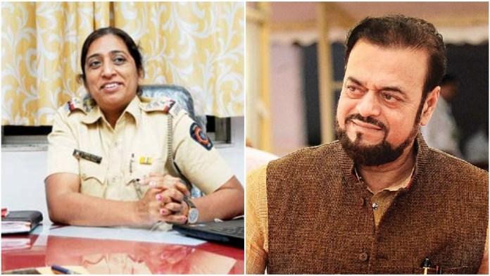 Following SP MLA Abu Azmi's threats, police officer Shalini Sharma transferred by Maha government