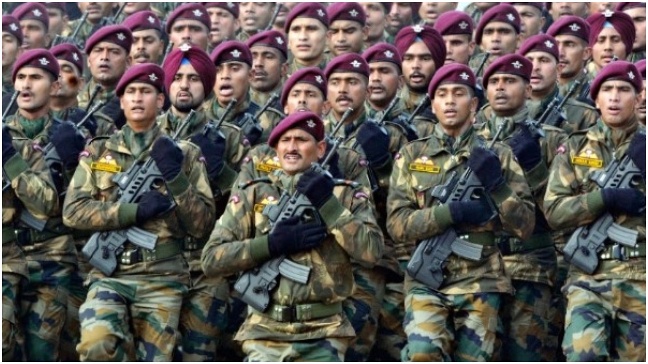 Indian Army Considering A Proposal To Allow 3 Year Tenure For Civilians