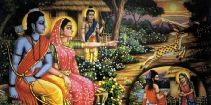 Hatred and insults against Ramayan and Sita is being peddled by many 'intellectuals' in the name of literature
