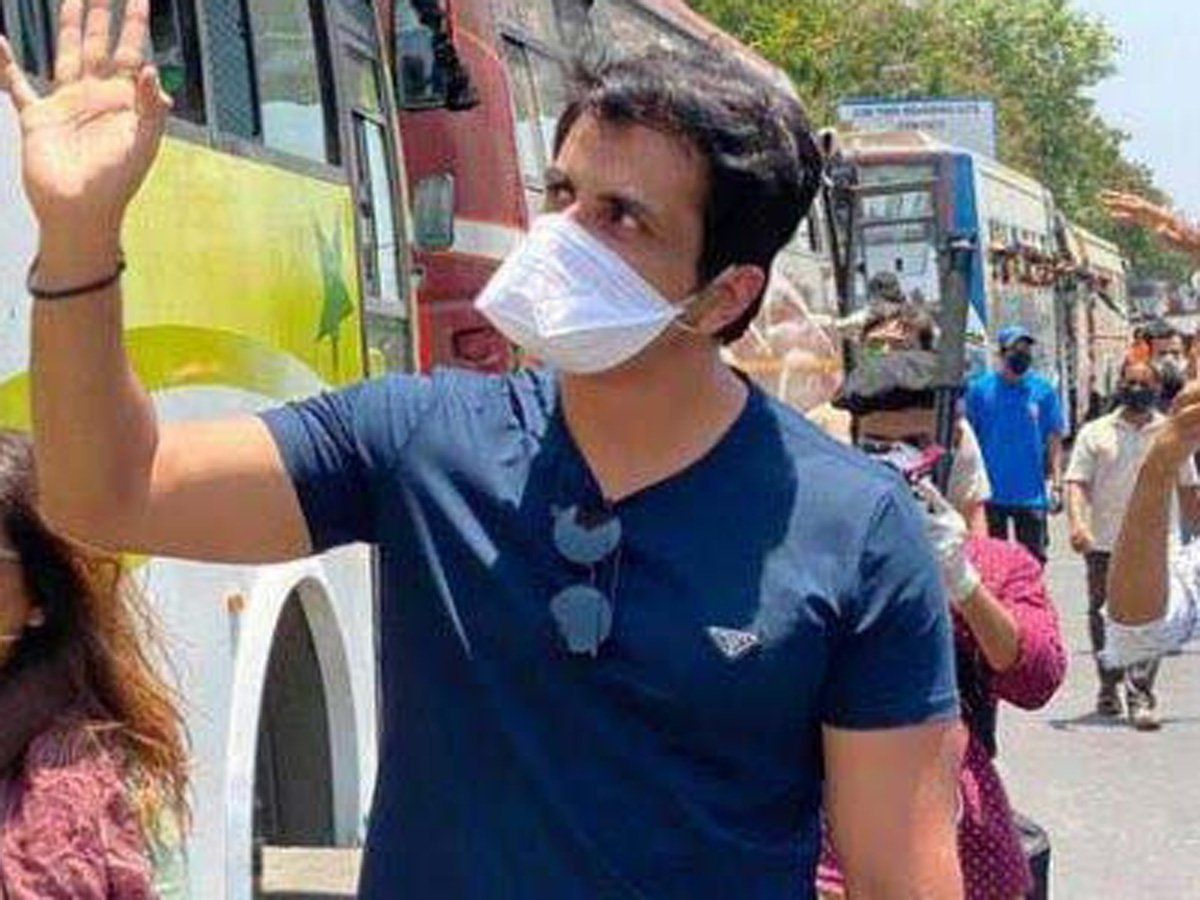 Congressis float conspiracy theory that Sonu Sood is a BJP stooge, question his intention for arranging for buses for migrants