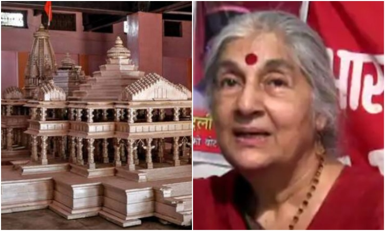 Leftists share old report to peddle 'Buddhist site' narrative as Ram Mandir construction begins