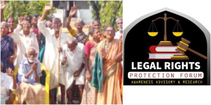 Legal Rights Protection Forum files complaint against the Christian evangelical NGO Gospel for Tribals Social Service Society