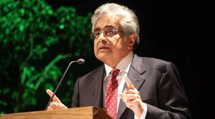 Harish Salve slammed media trials