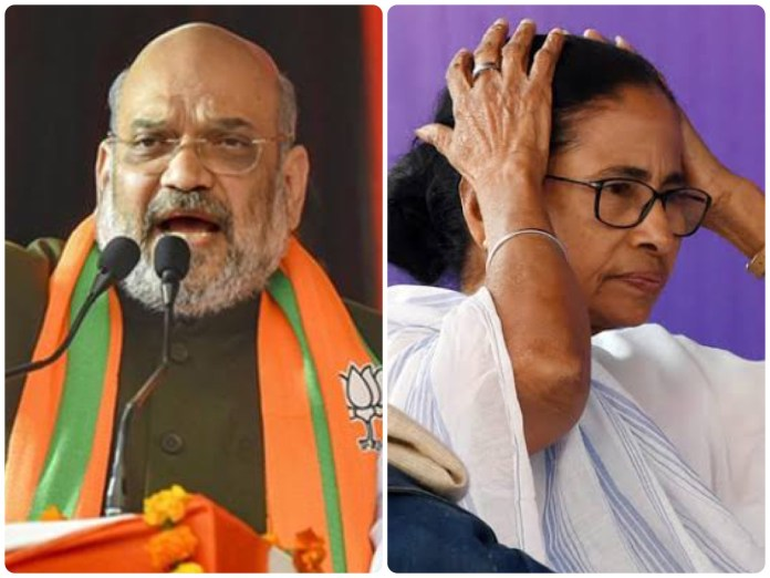Amit Shah slams West Bengal CM Mamata Banerjee in his virtual rally in West Bengal