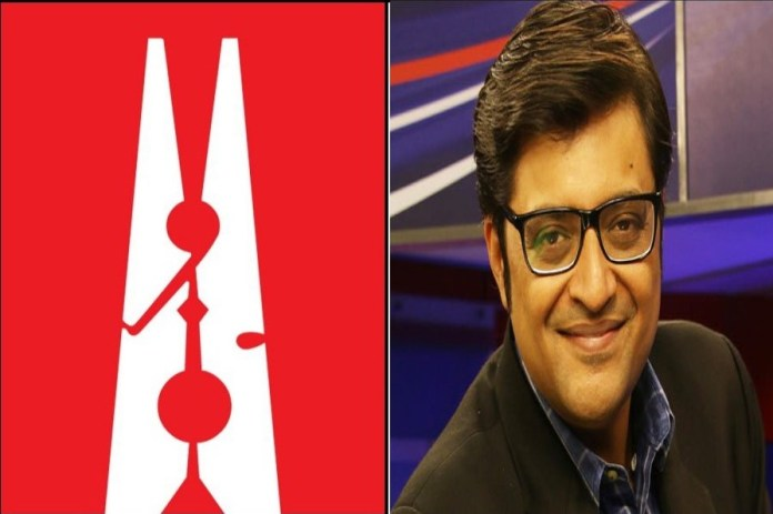 Newslaundry reached out to a Pakistani journalist to attack Arnab Goswami