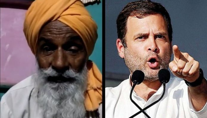 Father of injured Indian soldier rebukes Rahul Gandhi for politics on LAC