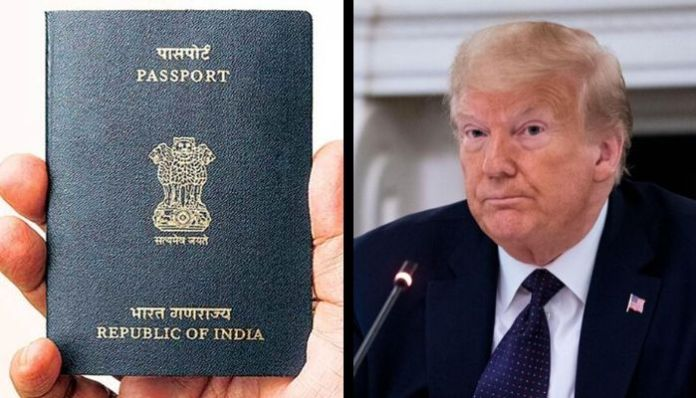 Donald Trump issues temporary suspension of H1-B visas, green cards