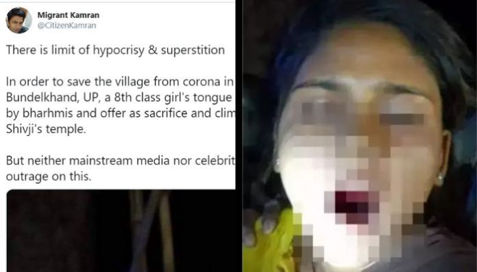 Fact Check: No, Brahmins did not cout the tongue of a 16-year-old girl
