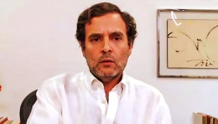 Do we really need the forever-adolescent middle-aged man with shady credentials and wavy-gelled hair compromising India's interests after standoff with China