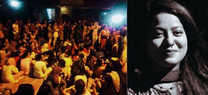 Safoora Zargar bail oppsed by Delhi Police