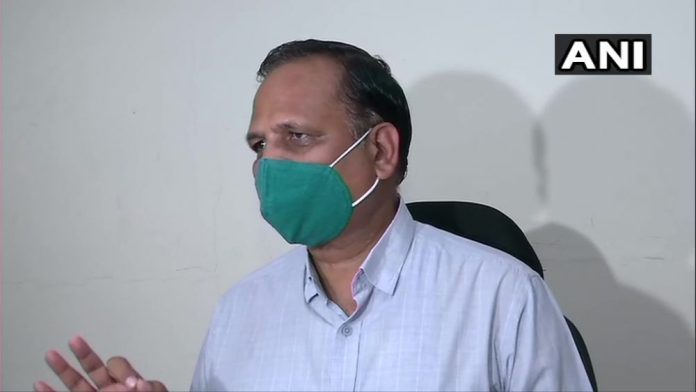 Speaking to ANI, Satyendra Jain said Delhi may see another 30,000 cases in just 15 days