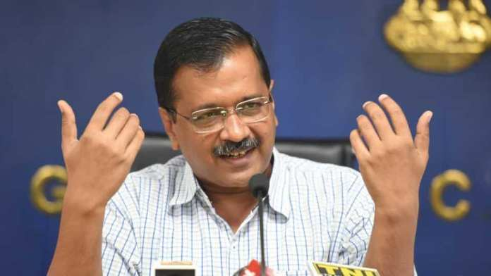 Delhi CM Arvind Kejriwal says sealing of Delhi borders to continue as residents from neighbouring states might enter and fill the hospital capacity in the national capital