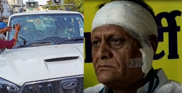 Ex-congress MLA in Madhya Pradesh attacked, says the party is trying to 'eliminate' him