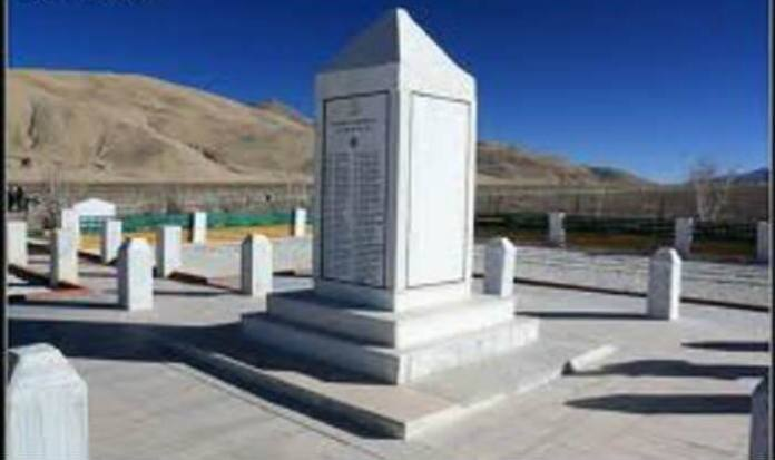 In Rezang La during the 1962 India China war, 122 soldiers of the 13, Kumaon under Major Shaitan Singh had faced over 3000 Chinese under the harshest if conditions