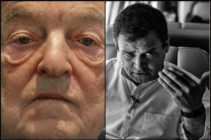 Rajiv Gandhi Foundation has extensive links with George Soros linked organisations