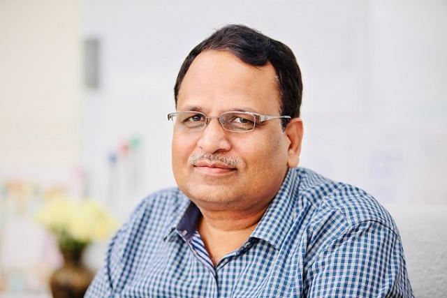 Delhi health minister Satyendar Jain's condition worsens, put on oxygen support