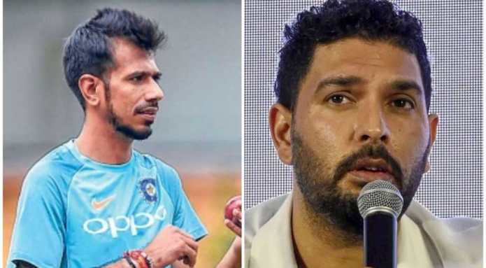 Former Indian cricketer Yuvraj Singh apologizes for casteist remark against Yuzvendra Chahal