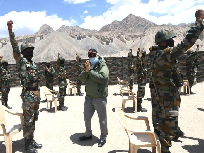 Unfortunate that aspersions are being cast on how our brave Armed Forces are treated: Army calls fake news by Congress 'malicious and unsubstantiated'