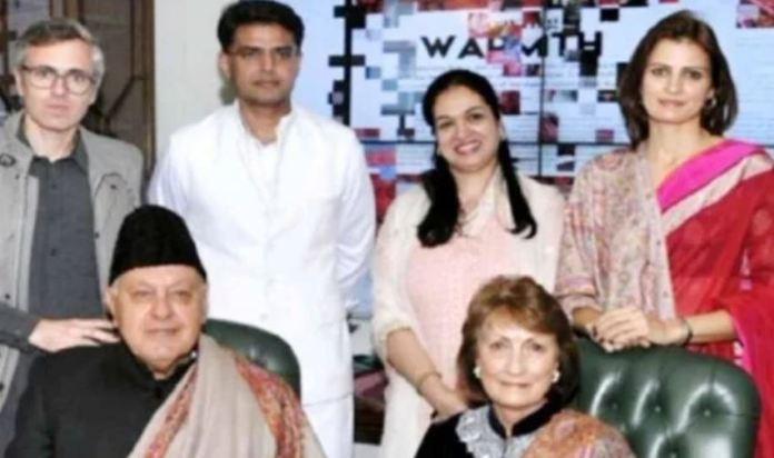 The abdullahs oppose marriage of Sara Abdullah to Sachin Pilot