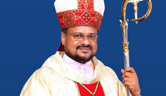 Kerala Trial court issues non-bailable warrant against Bishop Franco Mulakkal in connection with the allegations of rape against him