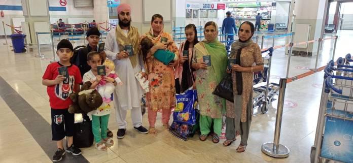First batch of Afghan Nationals reach Delhi