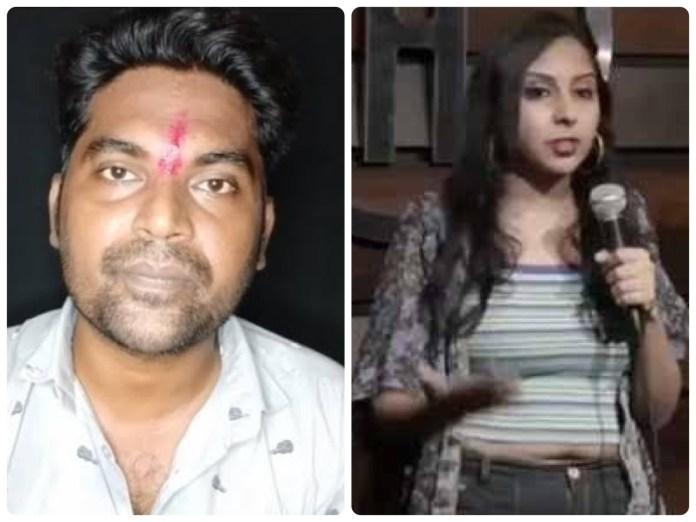 Imtiyaz Shaikh alias Umesh Dada arrested by Mumbai Police for issuing rape threats to Agrima Joshua