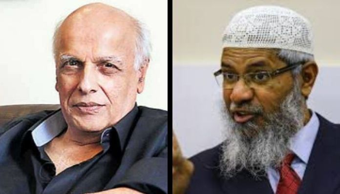 Watch: Old videos of Mahesh Bhatt praising Zakir Naik surface online