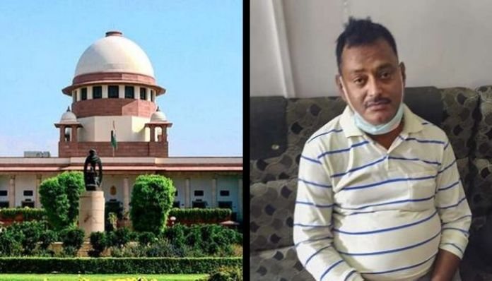 Vikas Dubey encounter: SC asks UP government to add a retired SC judge in the HC-monitored probe committee into Vikas Dubey encounter