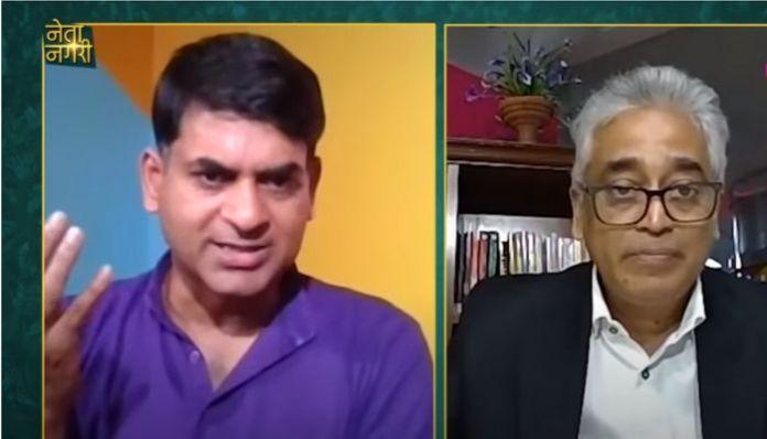Journalist Rajdeep Sardesai admits Nehru's failure in 1962 India-China war