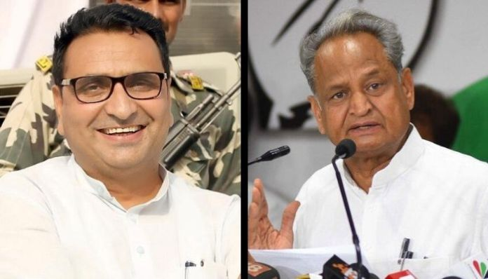 Rajasthan: IT raids at the premises of Congress leader close to Ashok Gehlot