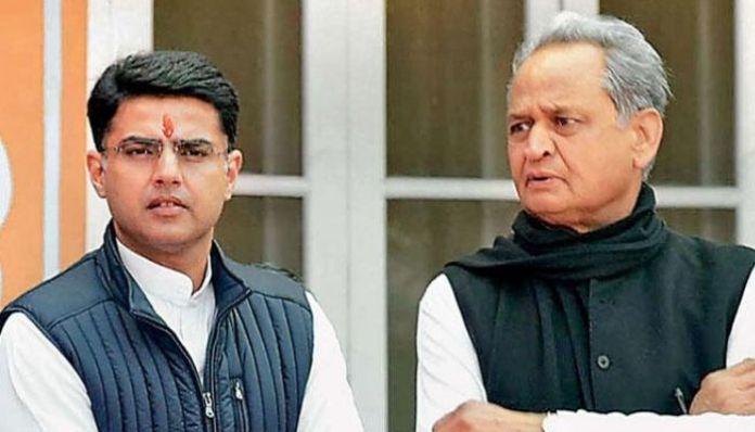 Ashok Gehlot cries foul after 'political turmoil' arises in Rajasthan