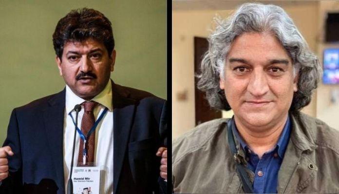 Hamid Mir hits out at security agencies for abudcting Matiullah Jan