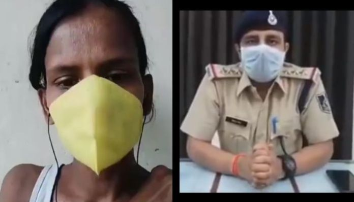 Indore Police debunks claims of 'dog lover' Samrin Bano, reveals she has been cheating people and collecting donations