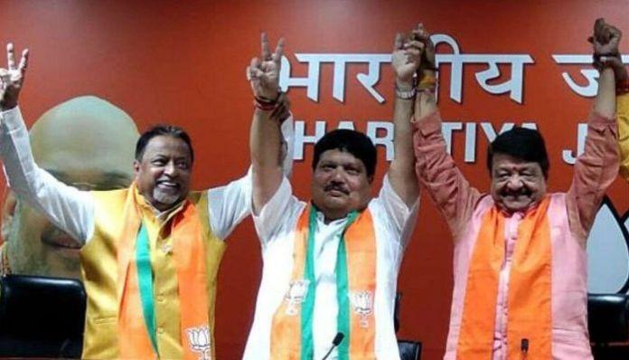 West Bengal : Cops want to assasinate MP Arjun Singh, claims BJP