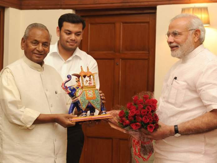 Kalyan Singh says his life's dream is going to be fulfilled on August 5 at the Bhoomi Pujan