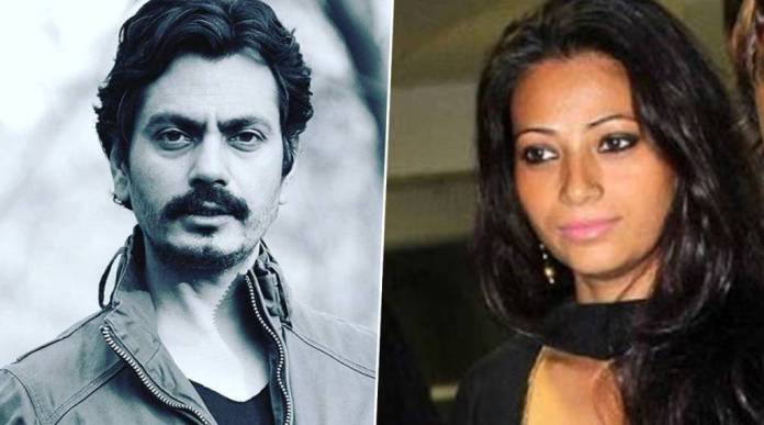 Actor Nawazuddin Siddiqui's wife Aalia alias Anjana Pandey says the actor had brought other women over when she was in hospital for delivery