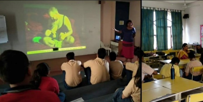 Tagore International School comes under fire for brainwashing children into gender identity politics