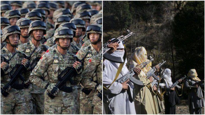 Pakistan saving troops in tandem with China's deployment, possibly for a two-front war against India, say reports